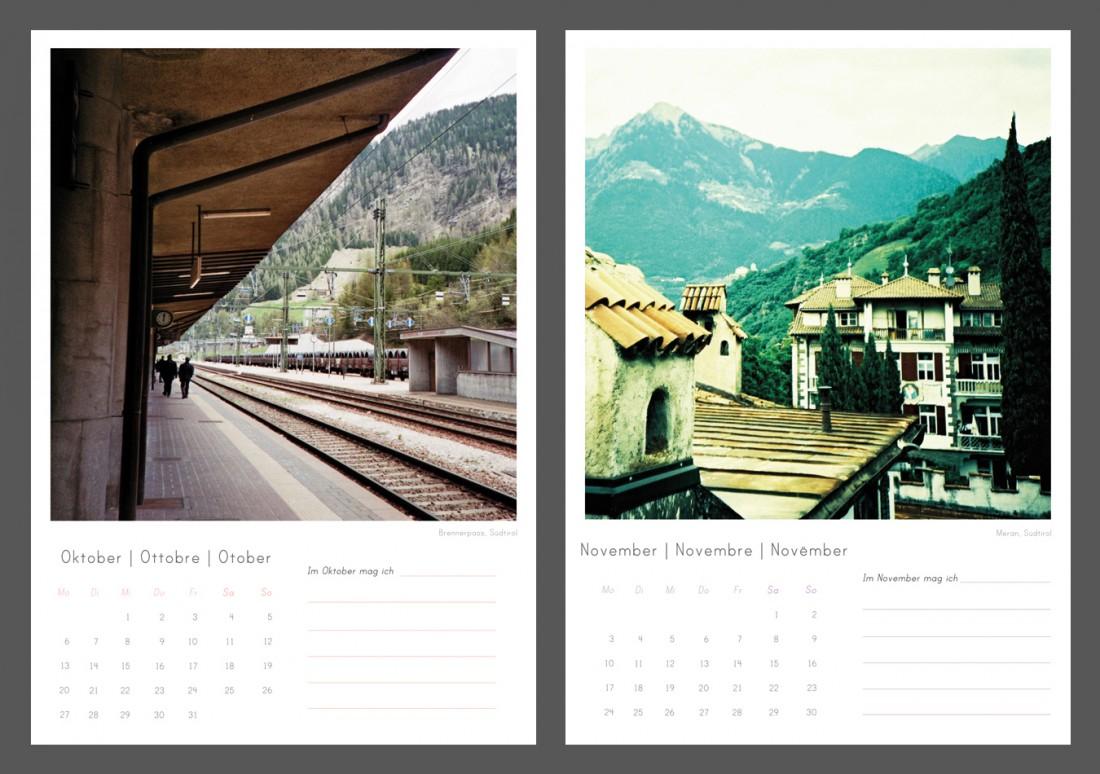 Oktober & November