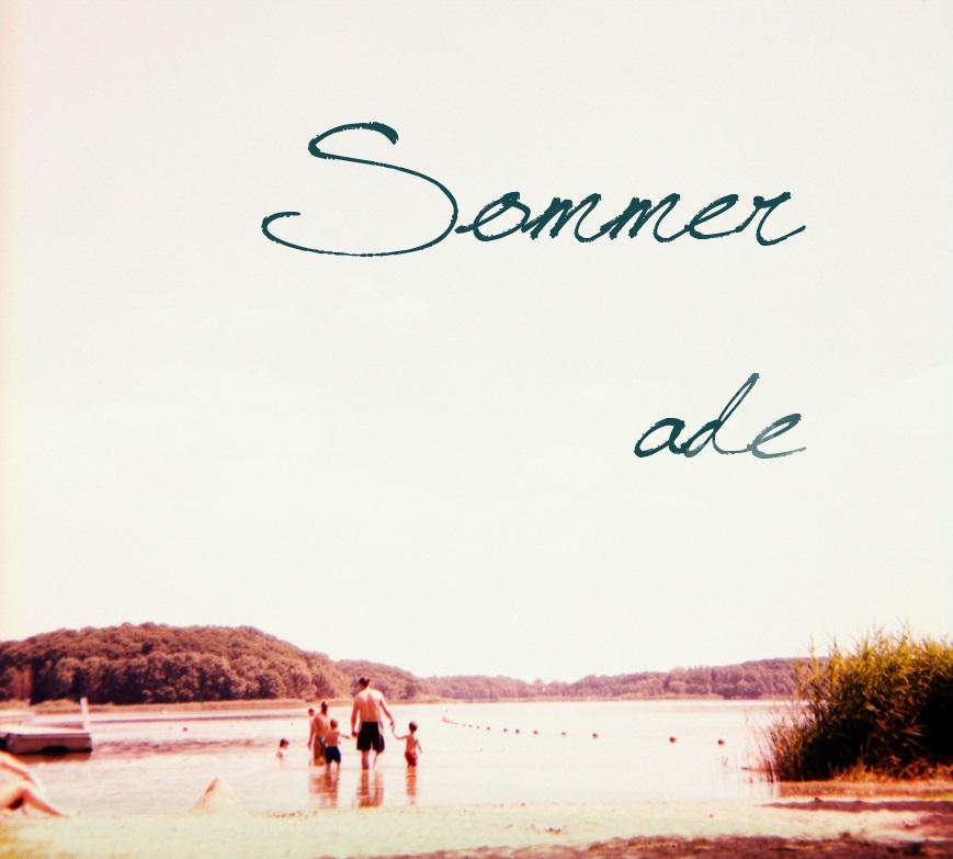 Sommer ade