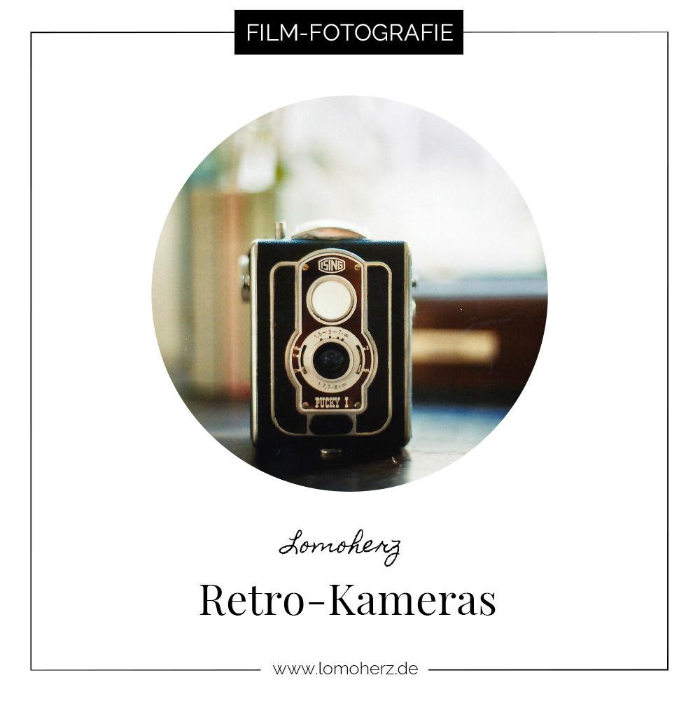 Lomoherz Retro-Kameras