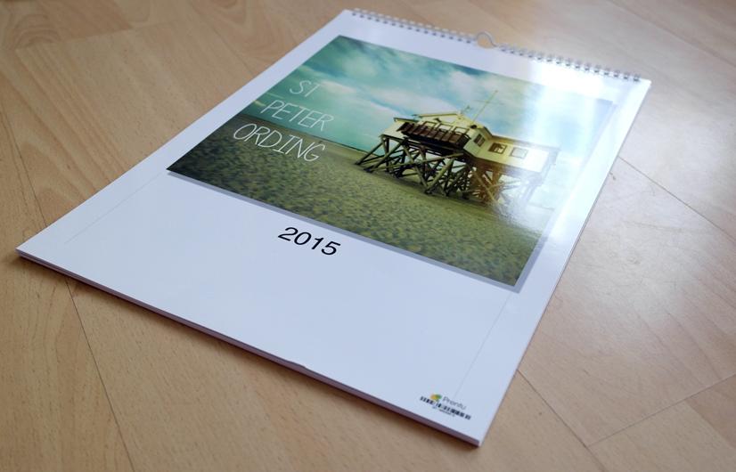 Produkttest Kalender Webprint