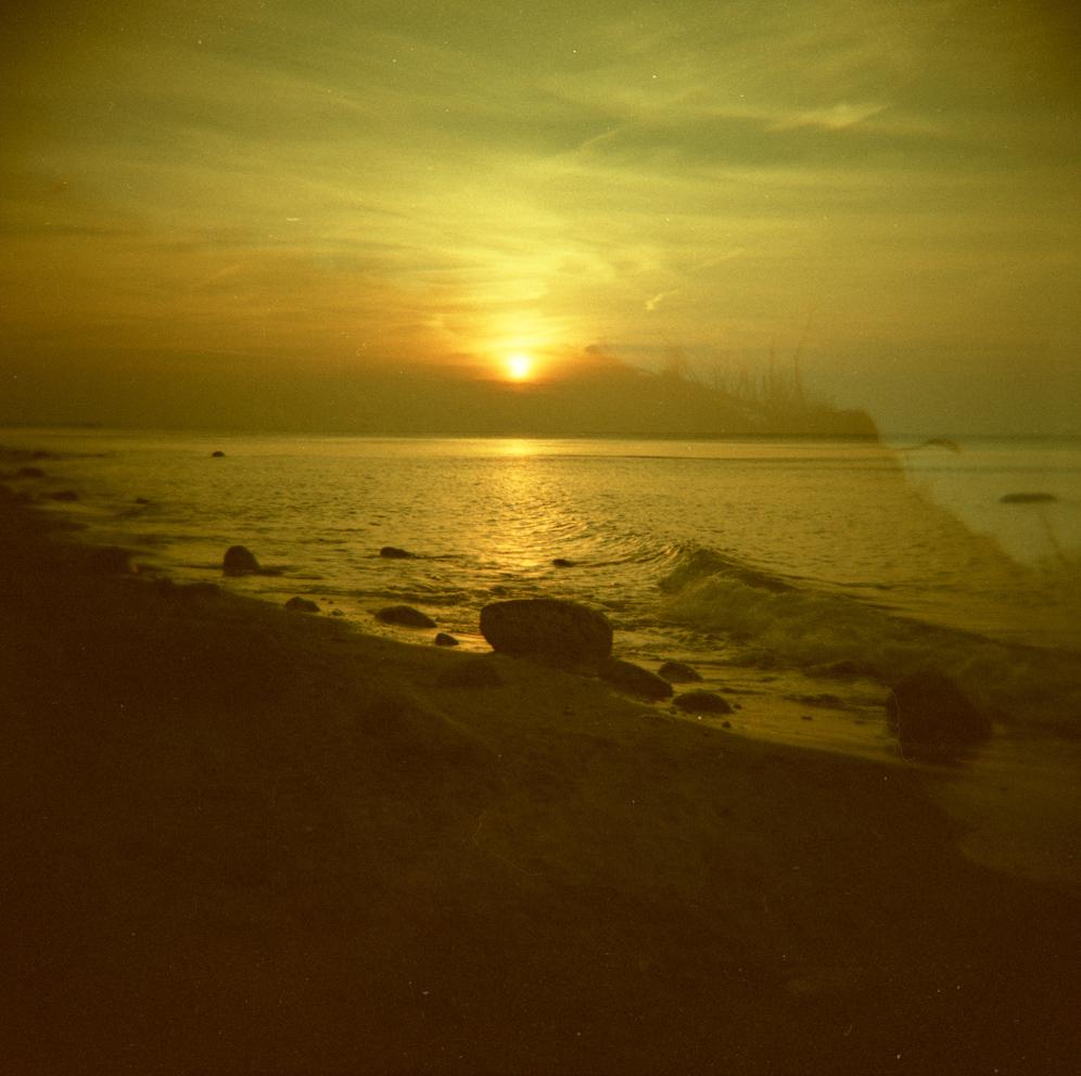 Sonnenuntergang Ahrenshoop (c) Lomoherz (1)