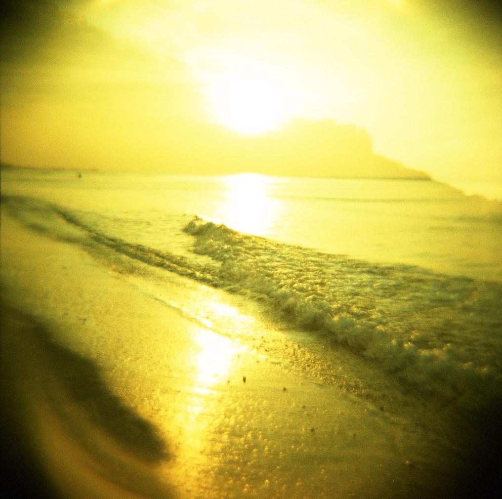 Sonnenuntergang Ahrenshoop (c) Lomoherz (4)