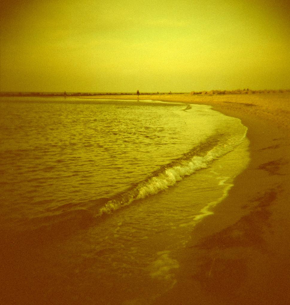 Sonnenuntergang Ahrenshoop (c) Lomoherz (7)