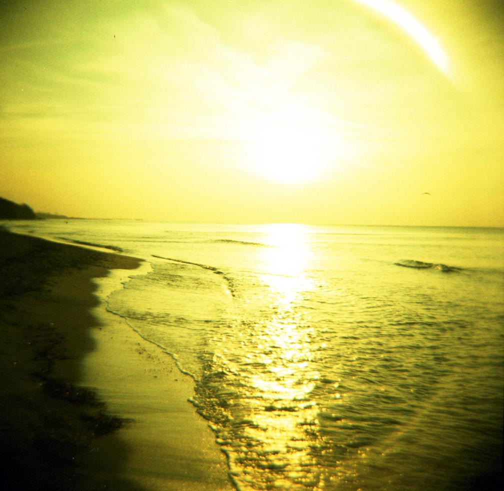 Sonnenuntergang Ahrenshoop (c) Lomoherz (9)