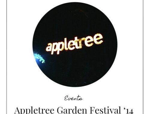 Appletree Garden Festival 2014