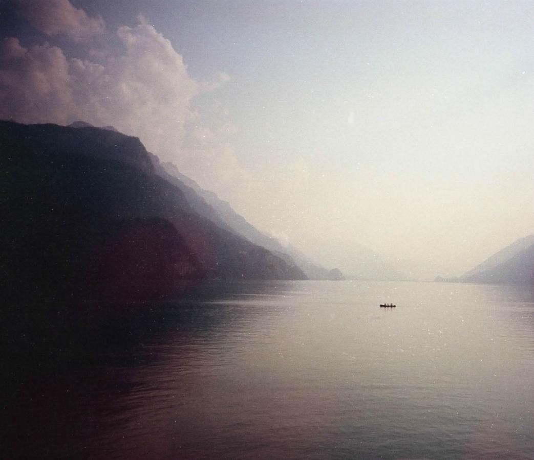 Brienzer See Motorboot © Lomoherz (3)