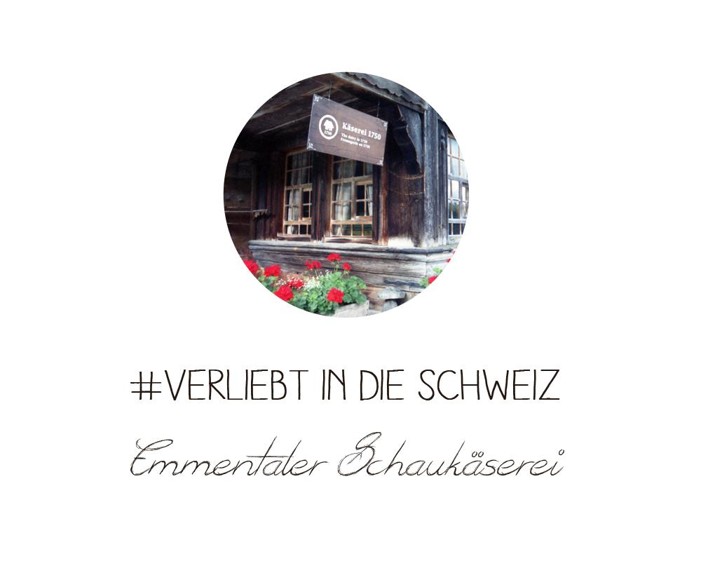 Schweiz Emmentaler Schaukäserei