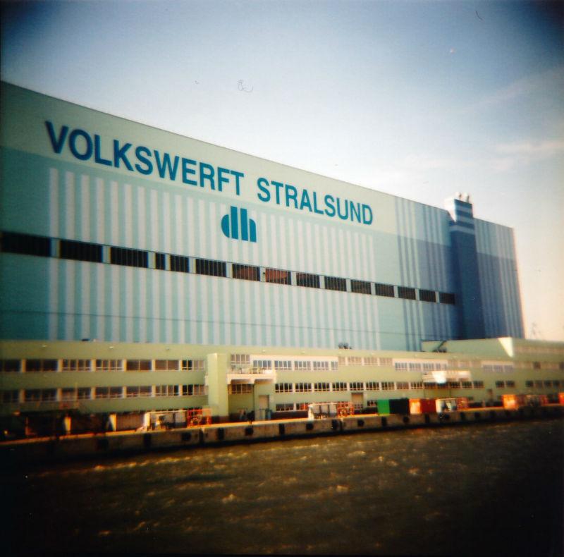 Stralsund Hafenrundfahrt (c) Lomoherz (6)