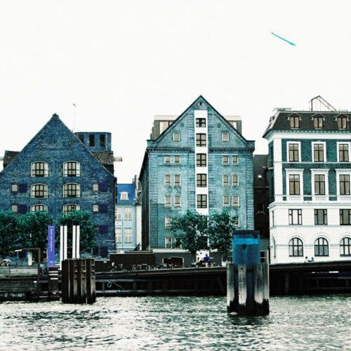 Kopenhagen Copenhagen Lomogrpahy Turquoise analog X-Pro Lomoherz