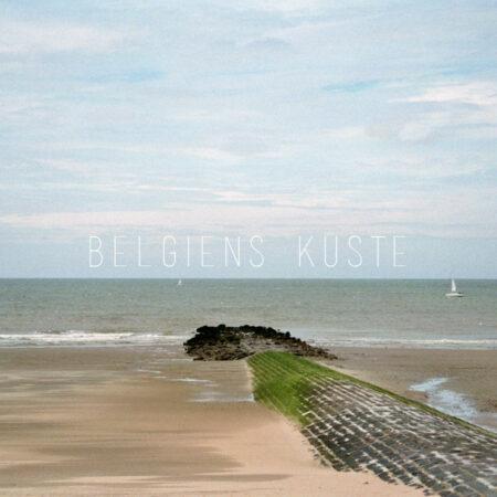 Belgiens Küste Lomoherz