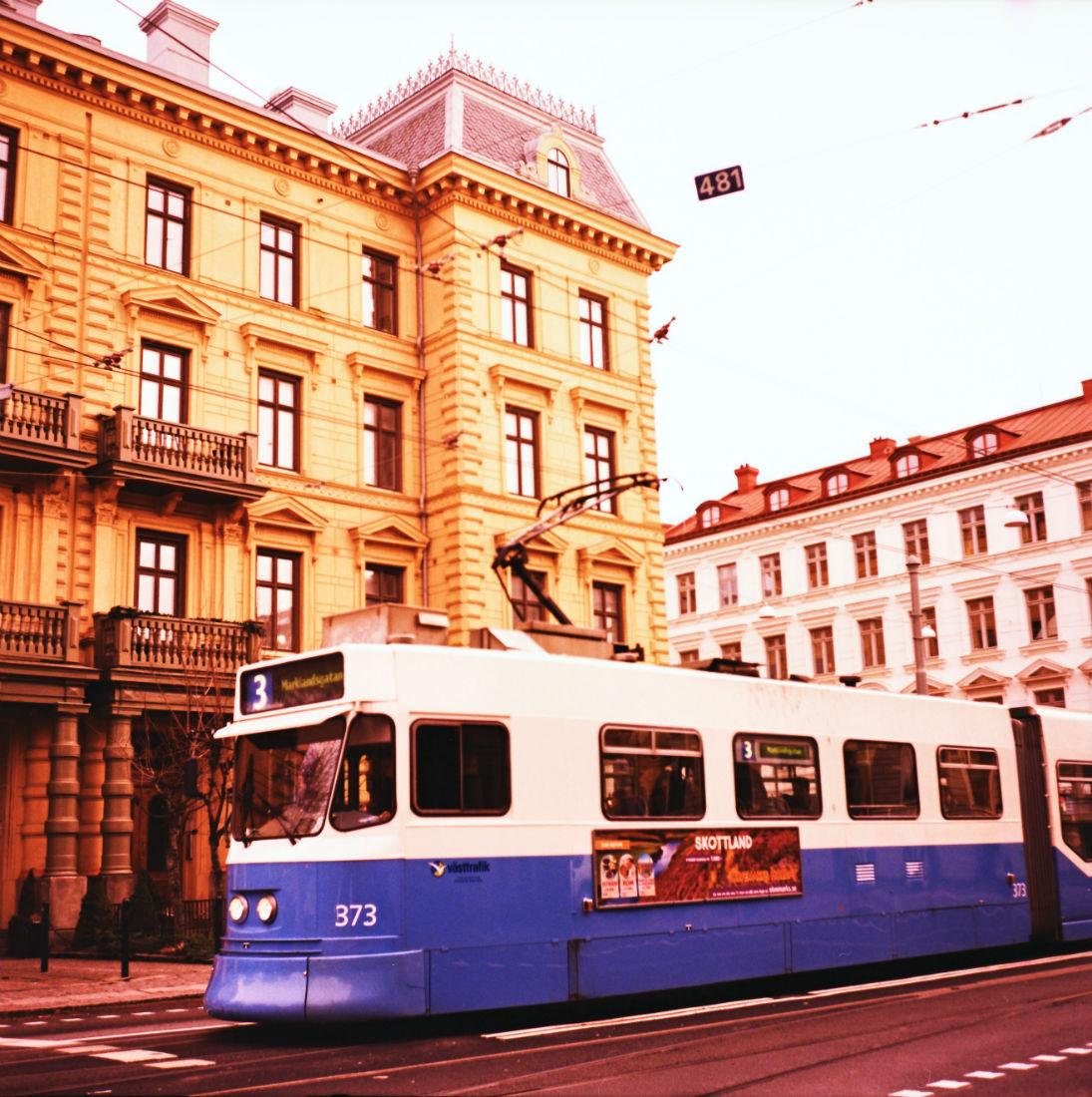 Göteborg Schweden Lomo Walk Lomoherz