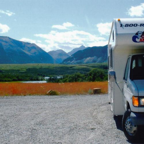 Kanada Wohnmobil Trip analog Lomoherz
