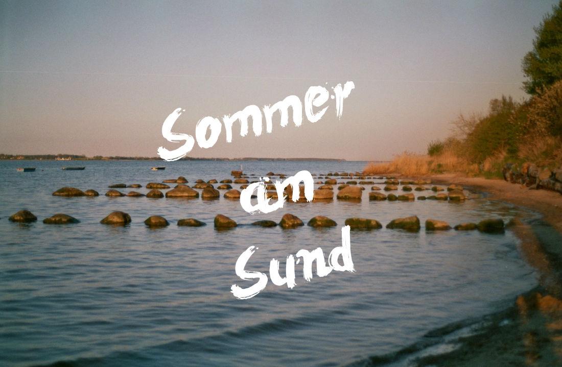 Sommer am Sund analog Vorpommern Lomoherz