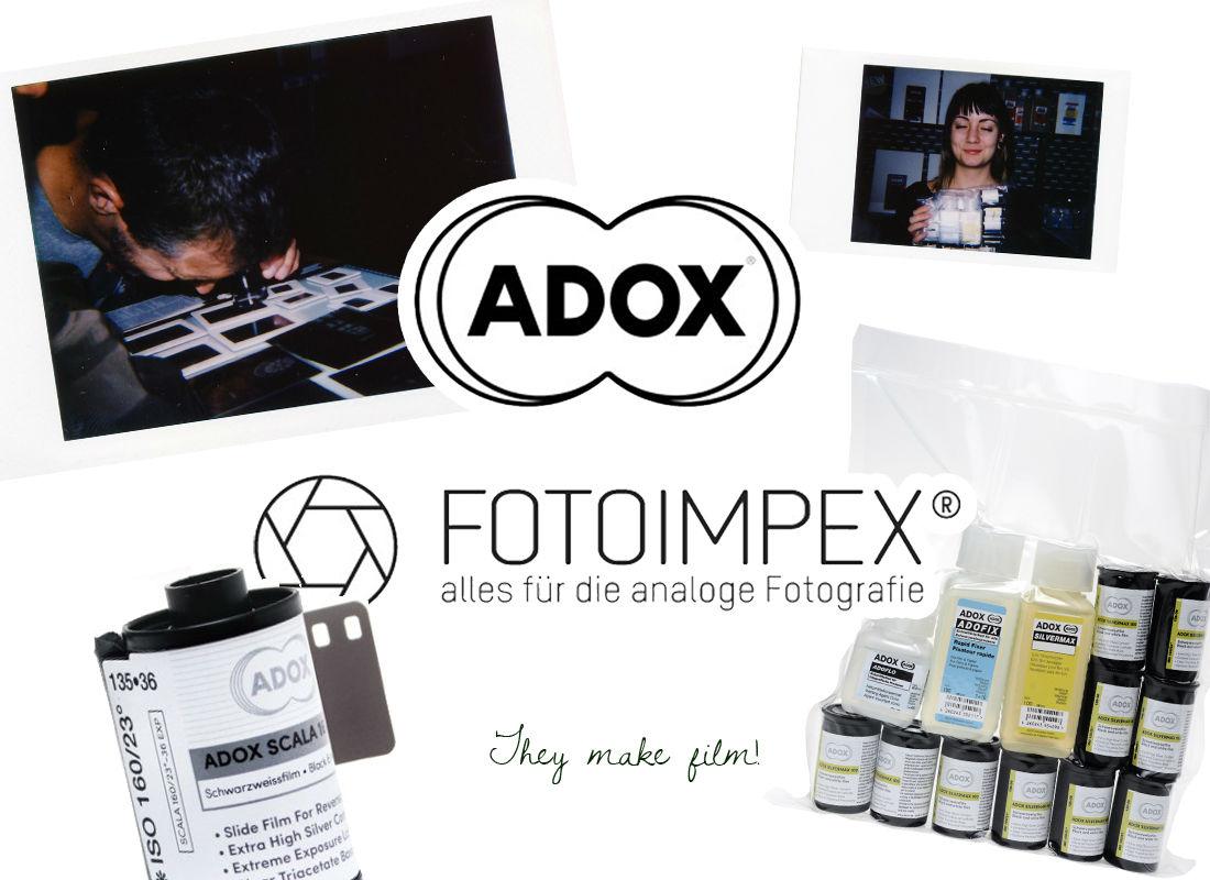 Adox photokina Lomoherz