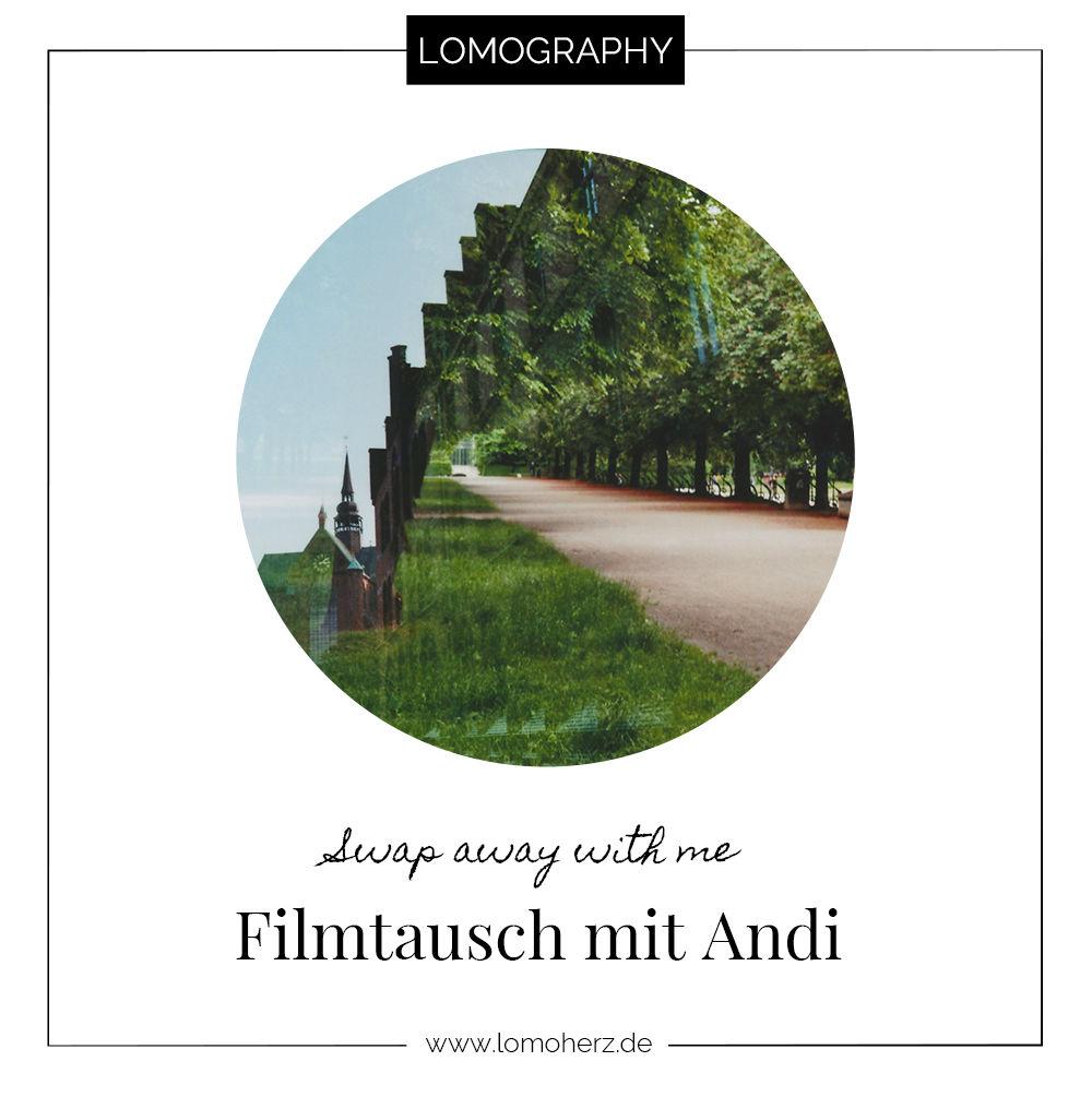 Filmtausch, Film-Swap mit Andi (c) Lomoherz