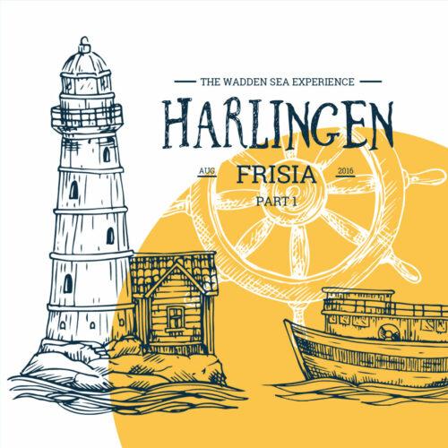 Harlingen Frisia Netherlands analog Lomoherz