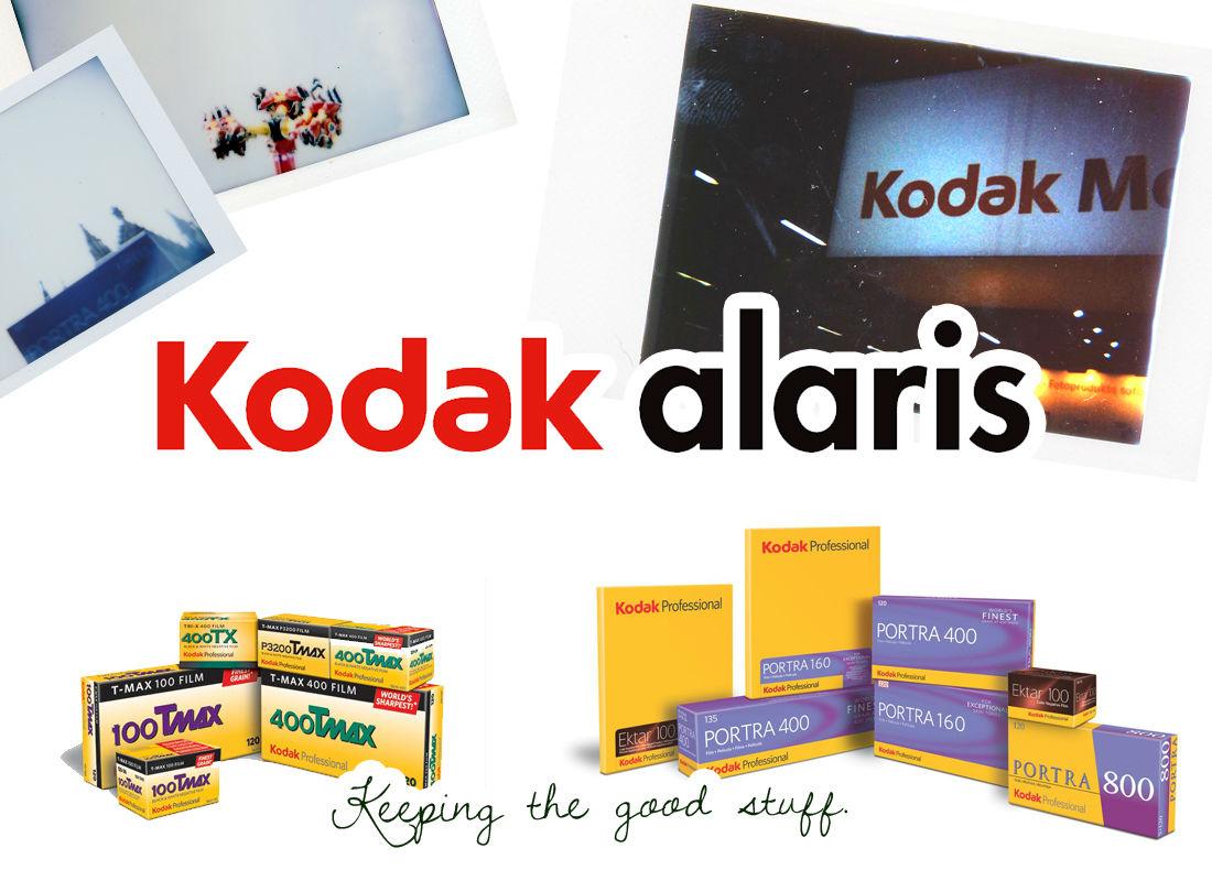 Kodak Alaris photokina Lomoherz
