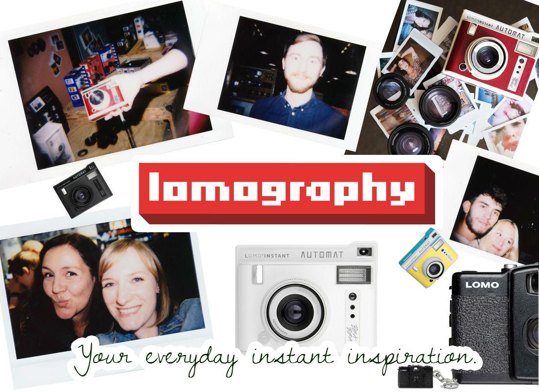 photokina Lomography Lomoherz