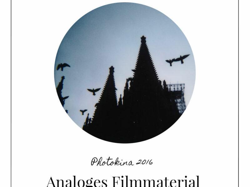Lomoherz auf der photokina 2016 - Analoge Filme