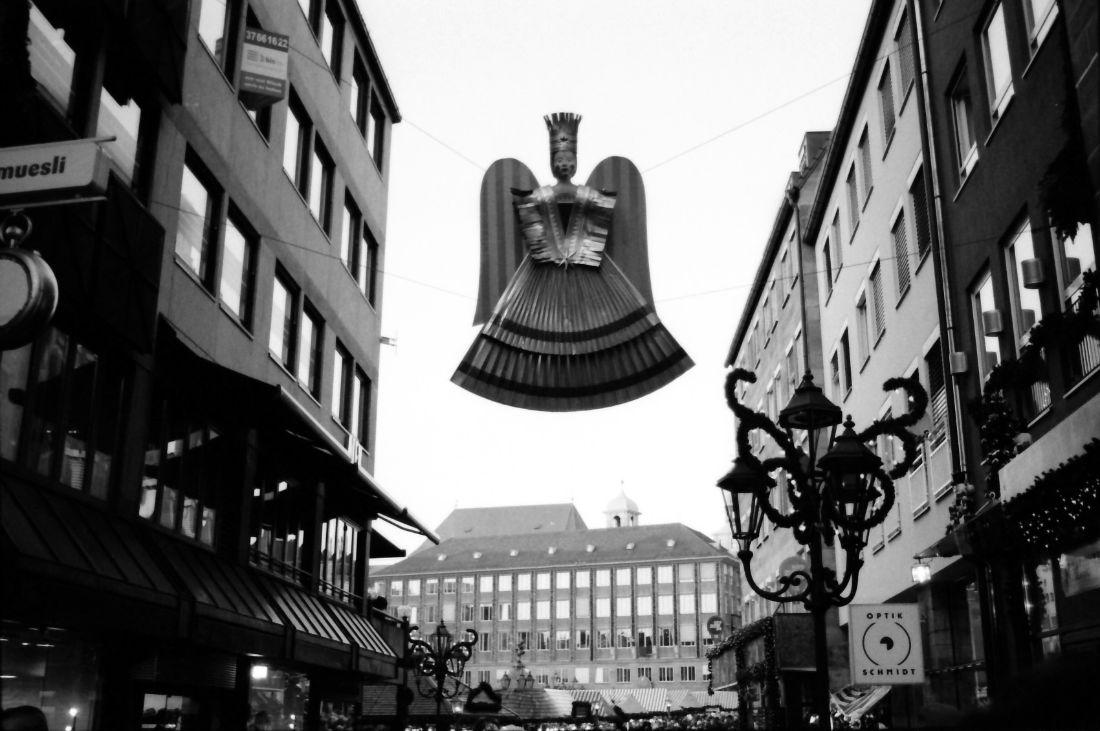 Nürnbgerger Christkindlesmarkt (c) Lomoherz