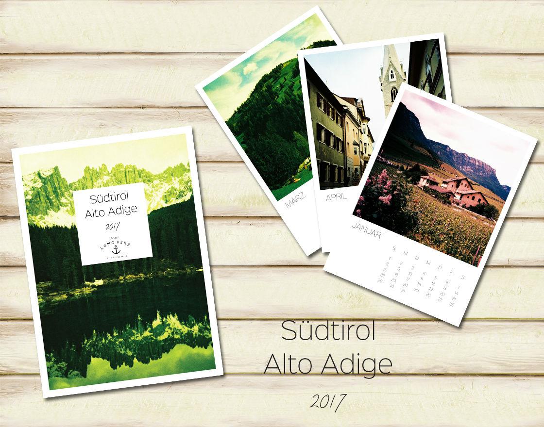 Kalender Südtirol (c) Lomoherz