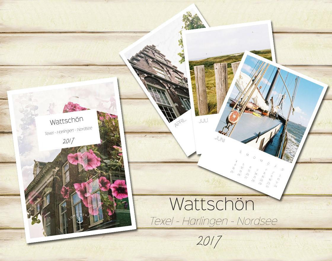 Westfriesland Kalender (c) Lomoherz