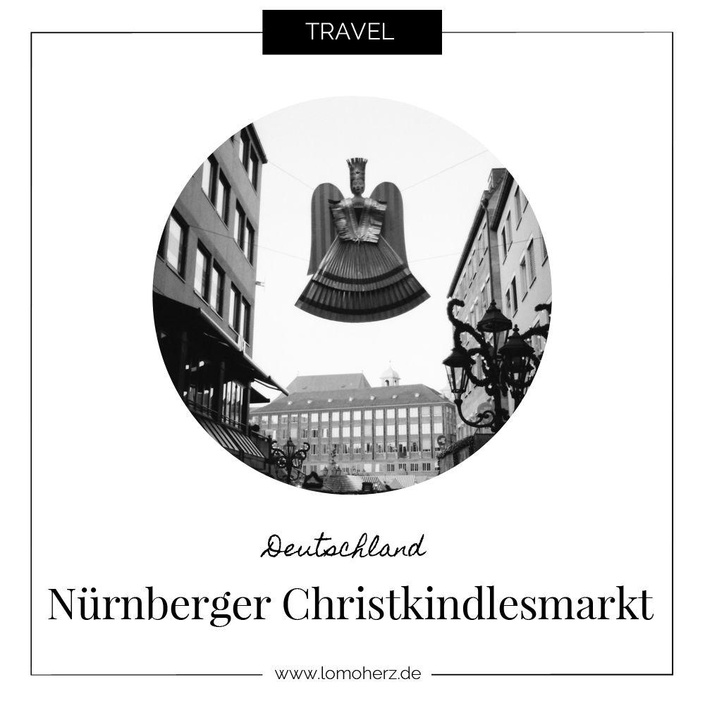 Christkindlesmarkt Nürnberg Lomoherz