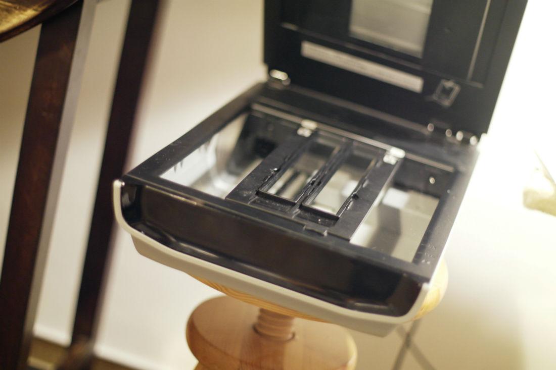 Filme scannen