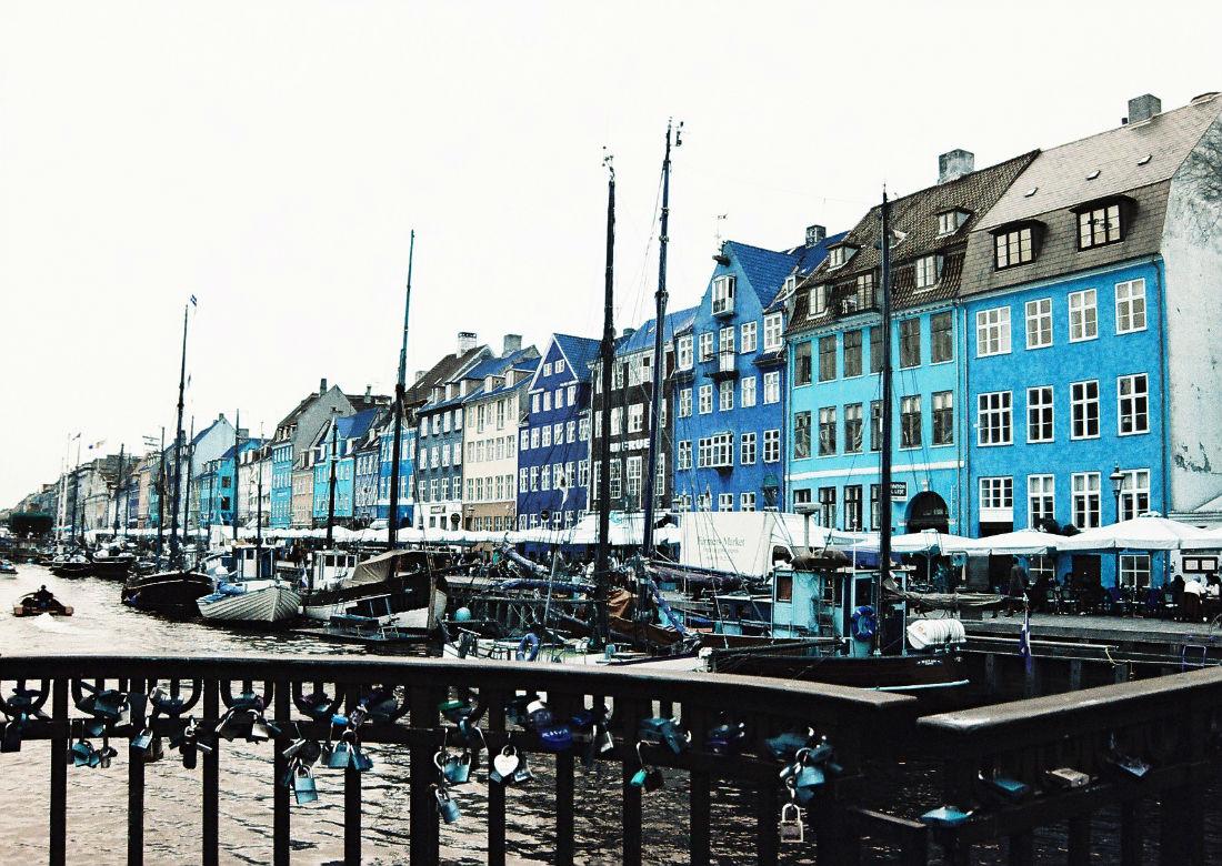 Lomowalk Copenhagen Kopenhagen Dänemark Lomoherz Nyhavn