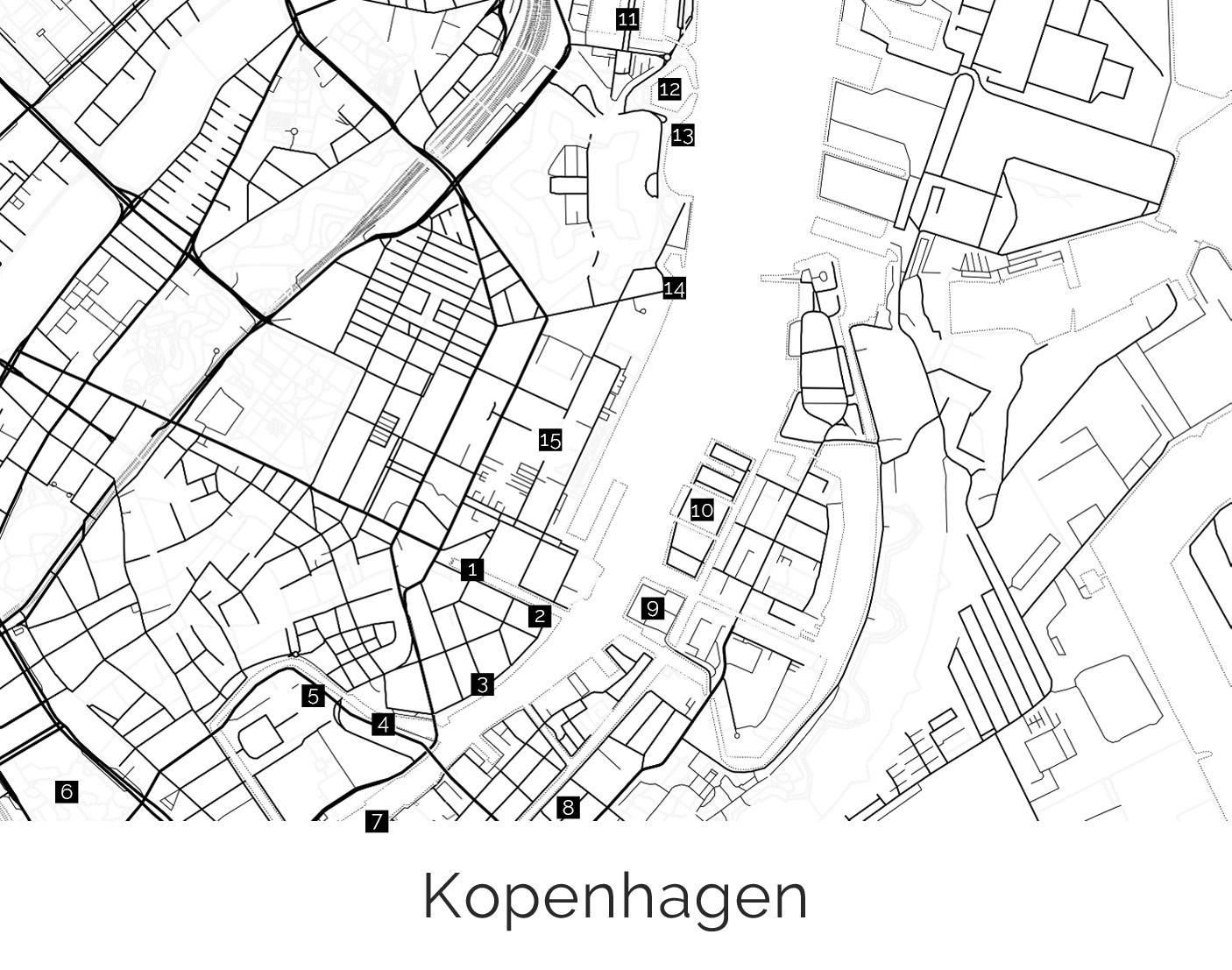 Lomowalk Copenhagen Kopenhagen Dänemark Lomoherz