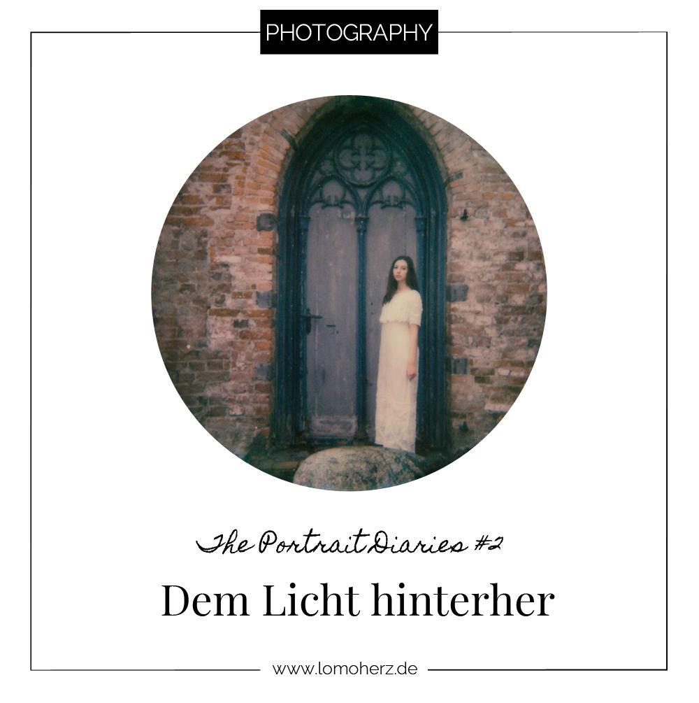 Portrait Diaries 2 Licht Lomoherz