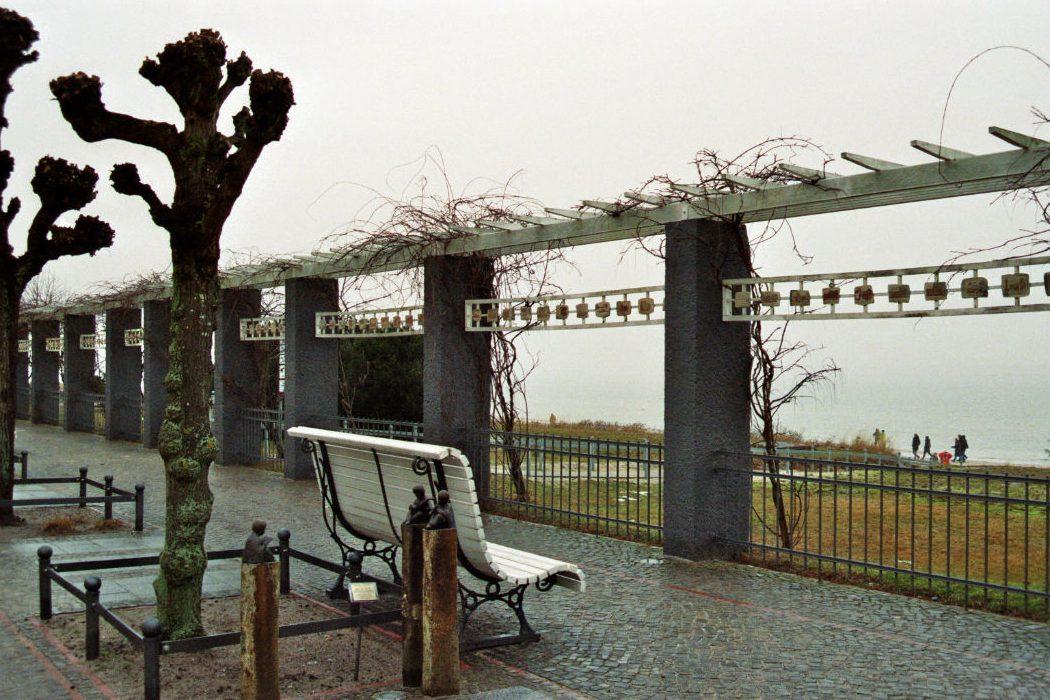 Rügen Binzer Nebel (c) Lomoherz
