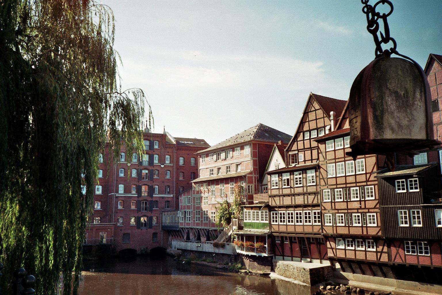 5 liebste Orte in Deutschland - Lüneburg (c) Lomoherz
