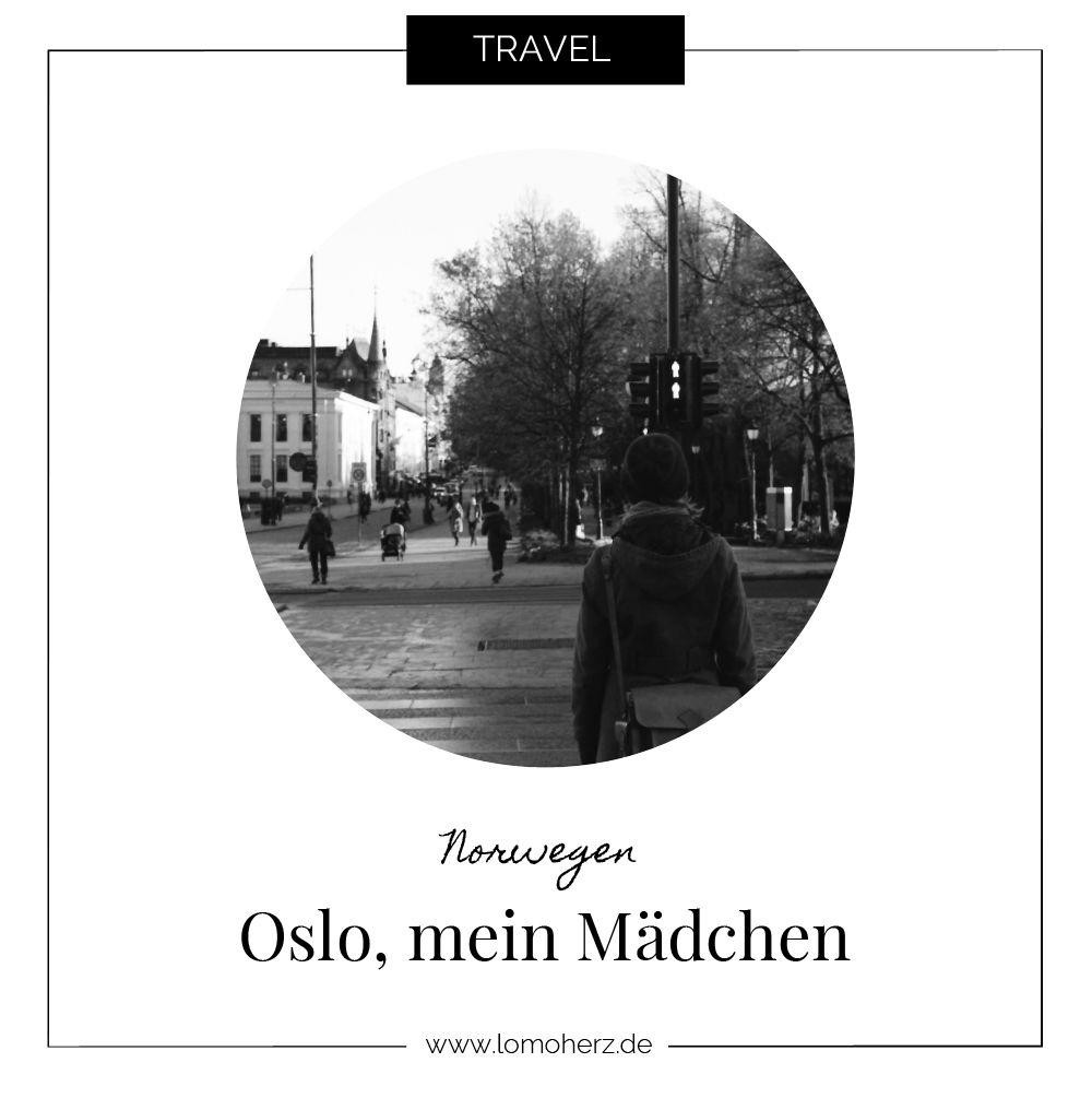 Oslo mein Mädchen Orangenmädchen (c) Lomoherz