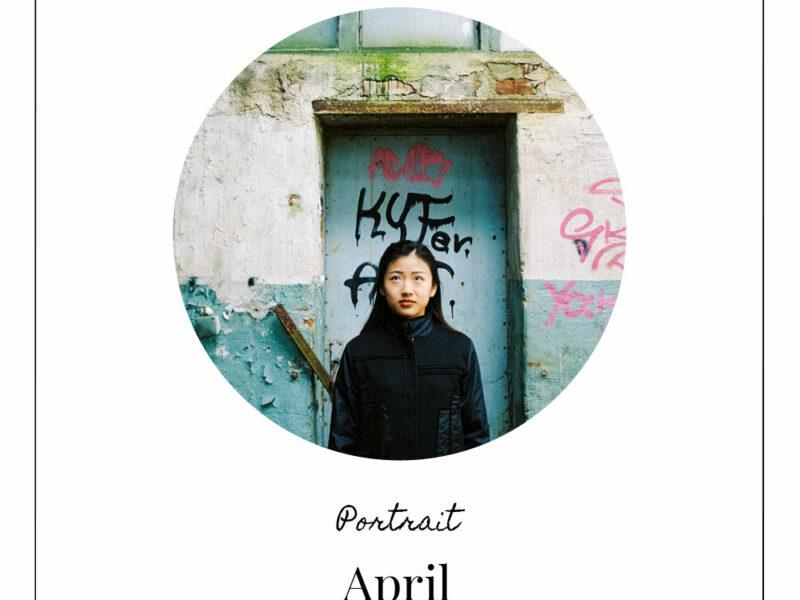 Li Portrai April (c) Lomoherz