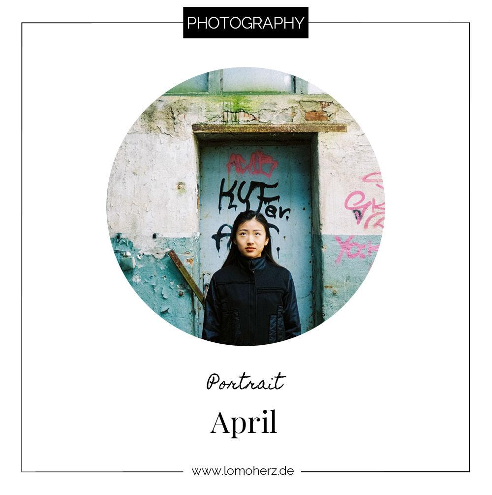 Kalenner Deern April Portrait Lomoherz