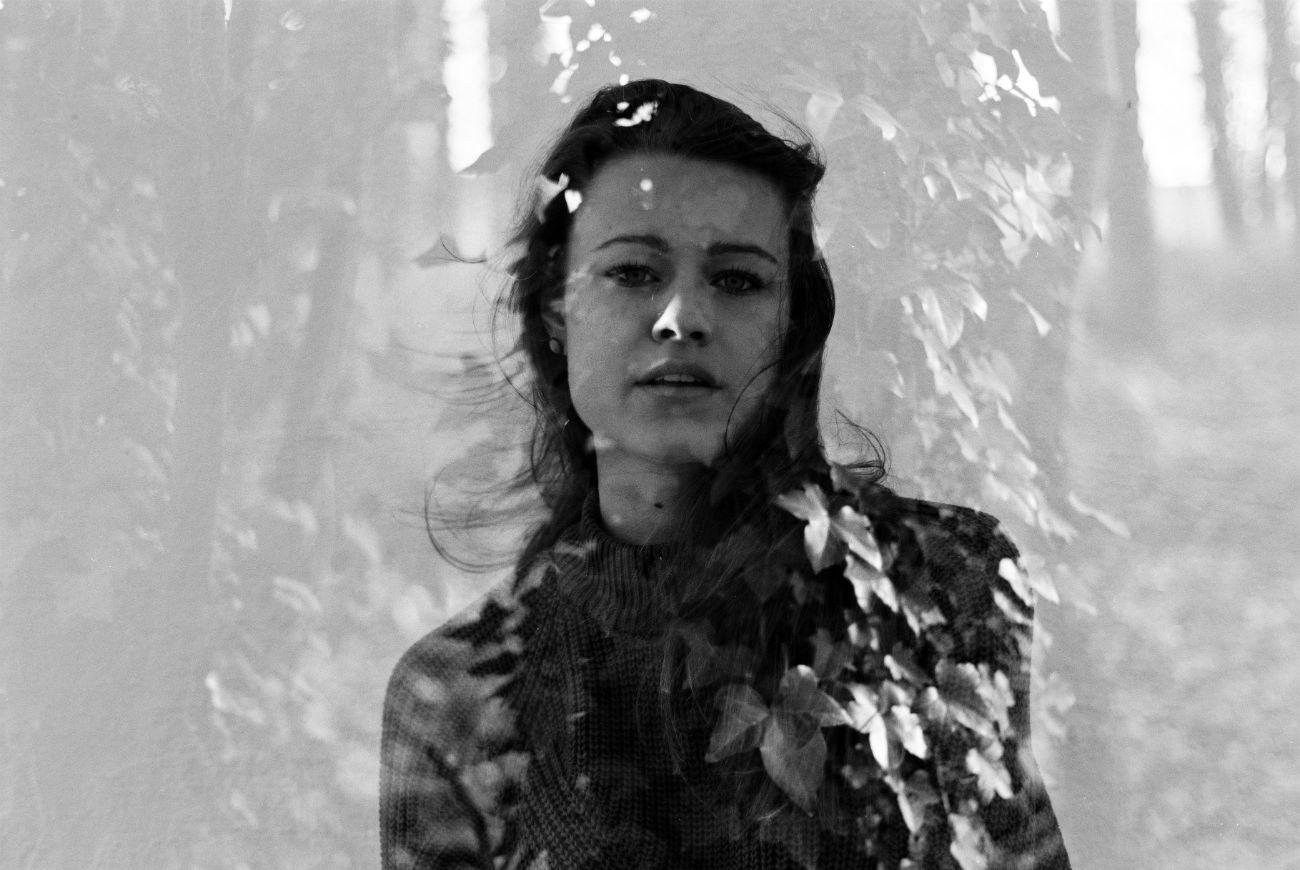 Doppelbelichtung Model Melanie Stralsund (c) Lomoherz