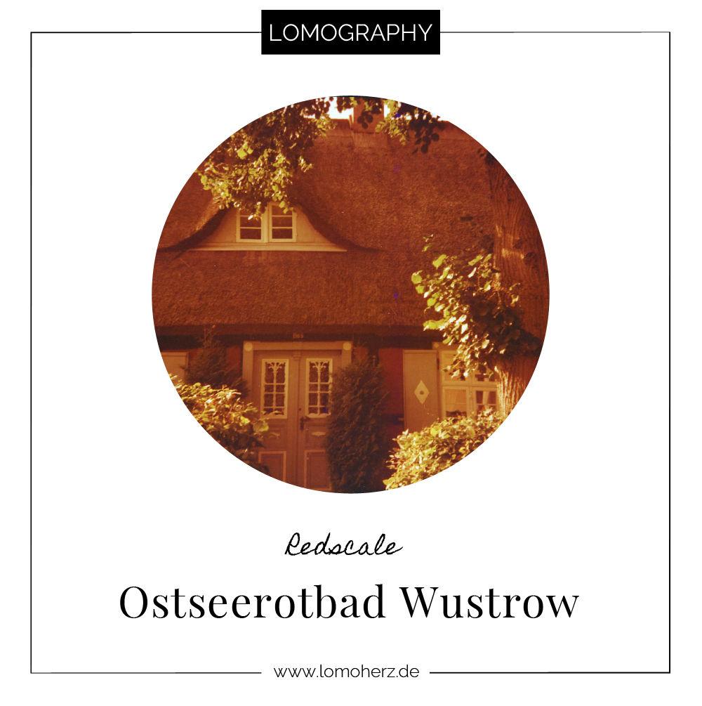 Ostseebad Wustrow Redscale Lomoherz