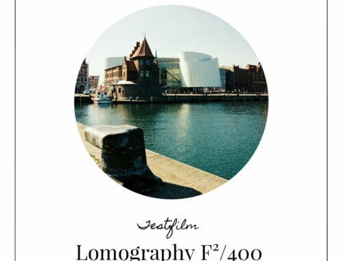 Lomoherz Lomography F² 400 Ferrania Test