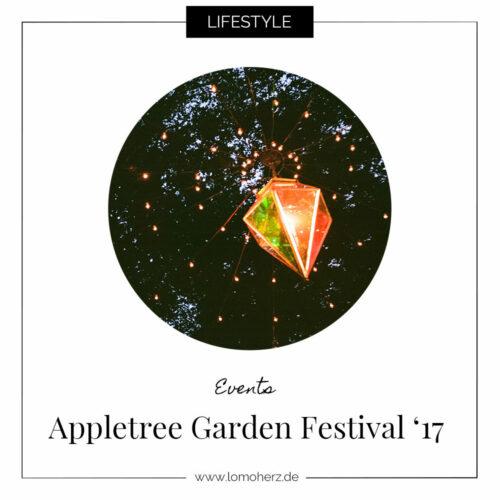 Appletree Garden Festival 2017 Lomoherz