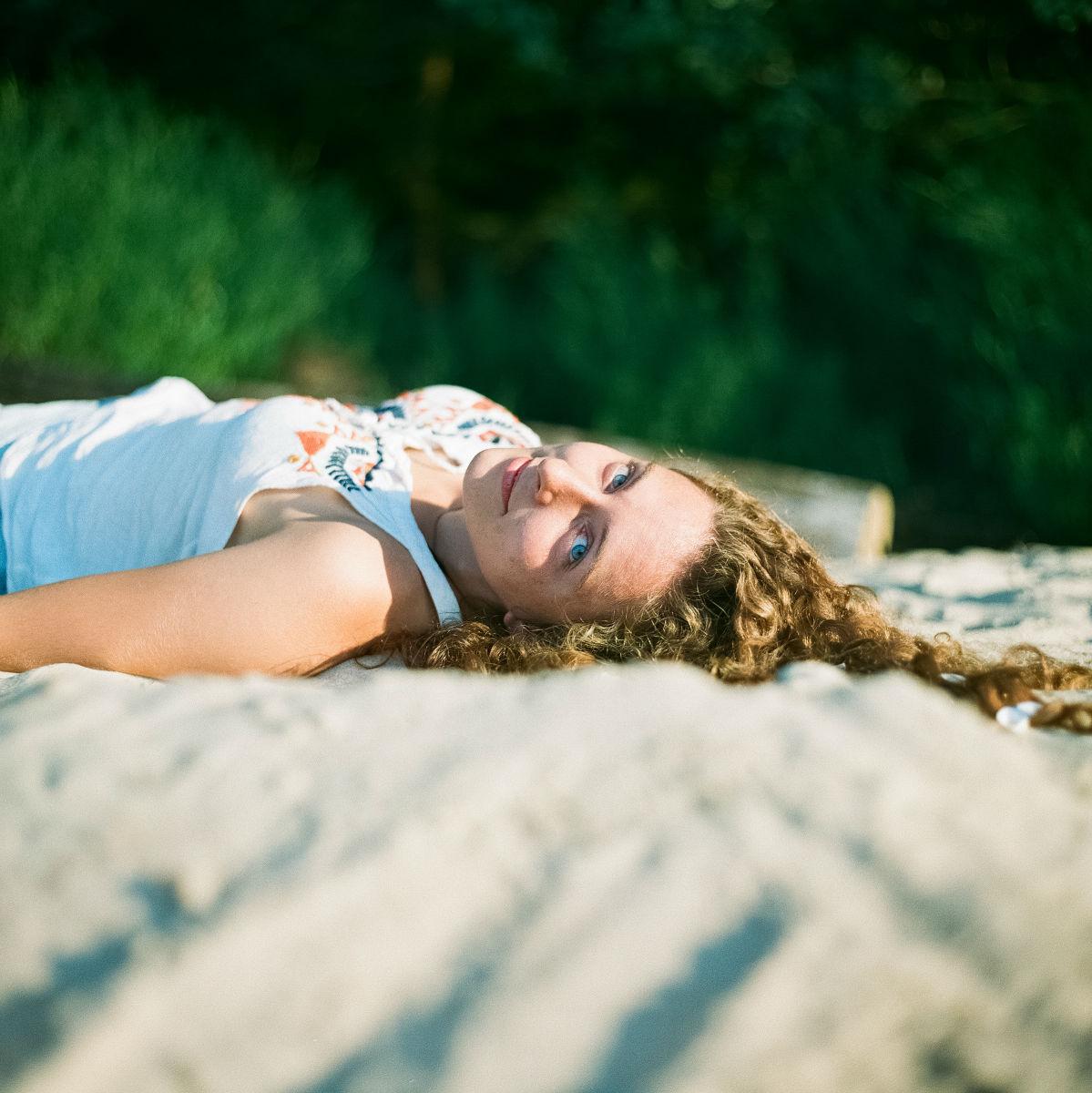 Portrait August Austmaand Corinna Model © Lomoherz