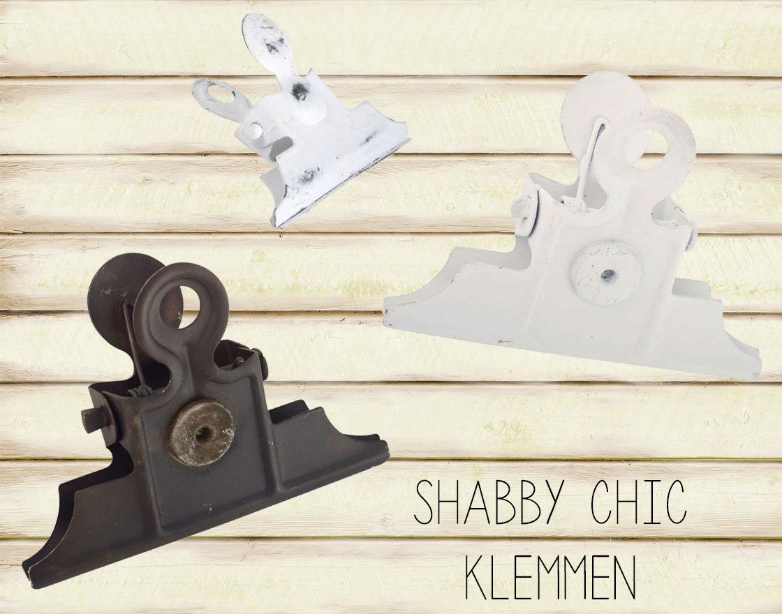 Shabby Chic Klemme