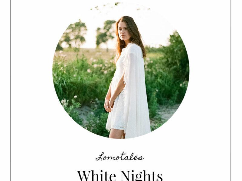 White Nights Lomotales Melanie Model (c) Lomoherz