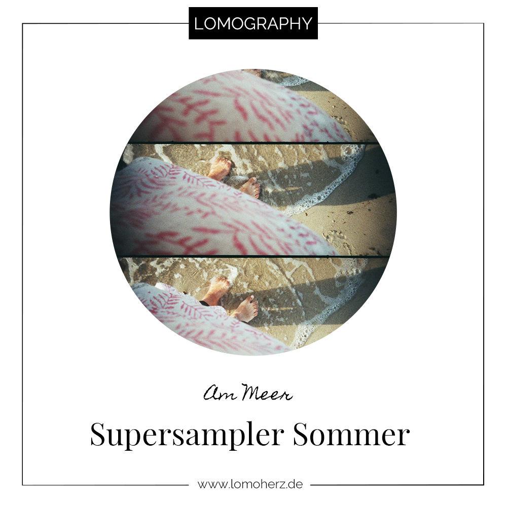 Supersampler Sommer Lomography Lomoherz