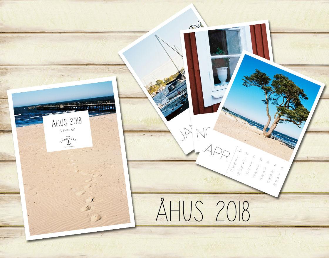 Åhus Kalender 2018
