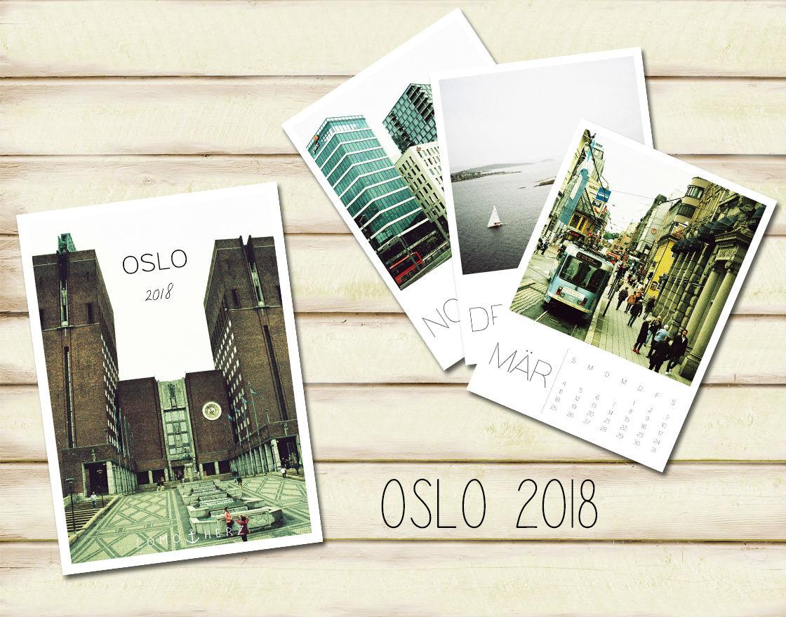 Oslo Kalender 2018
