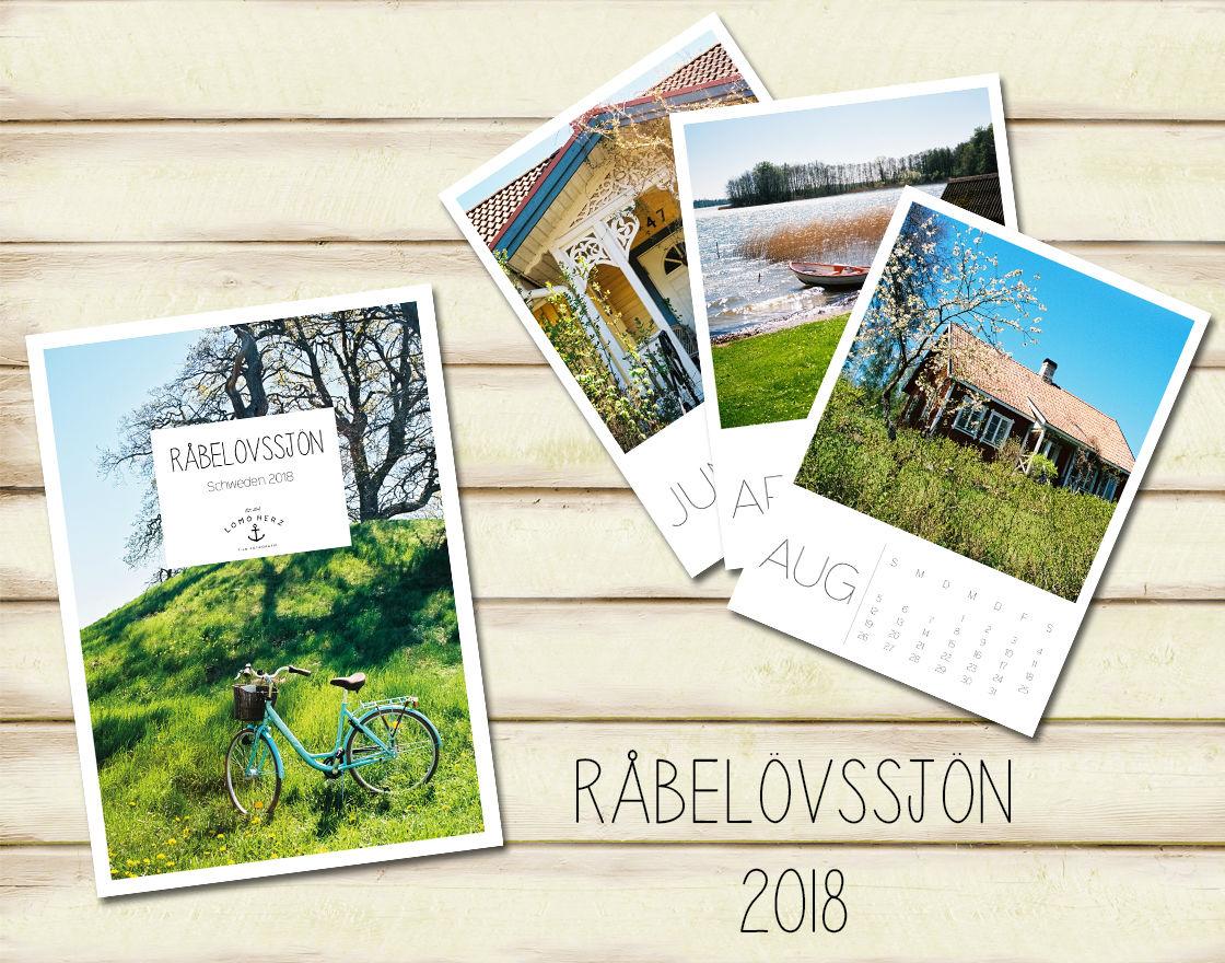 Kalender Råbelövssjön 2018
