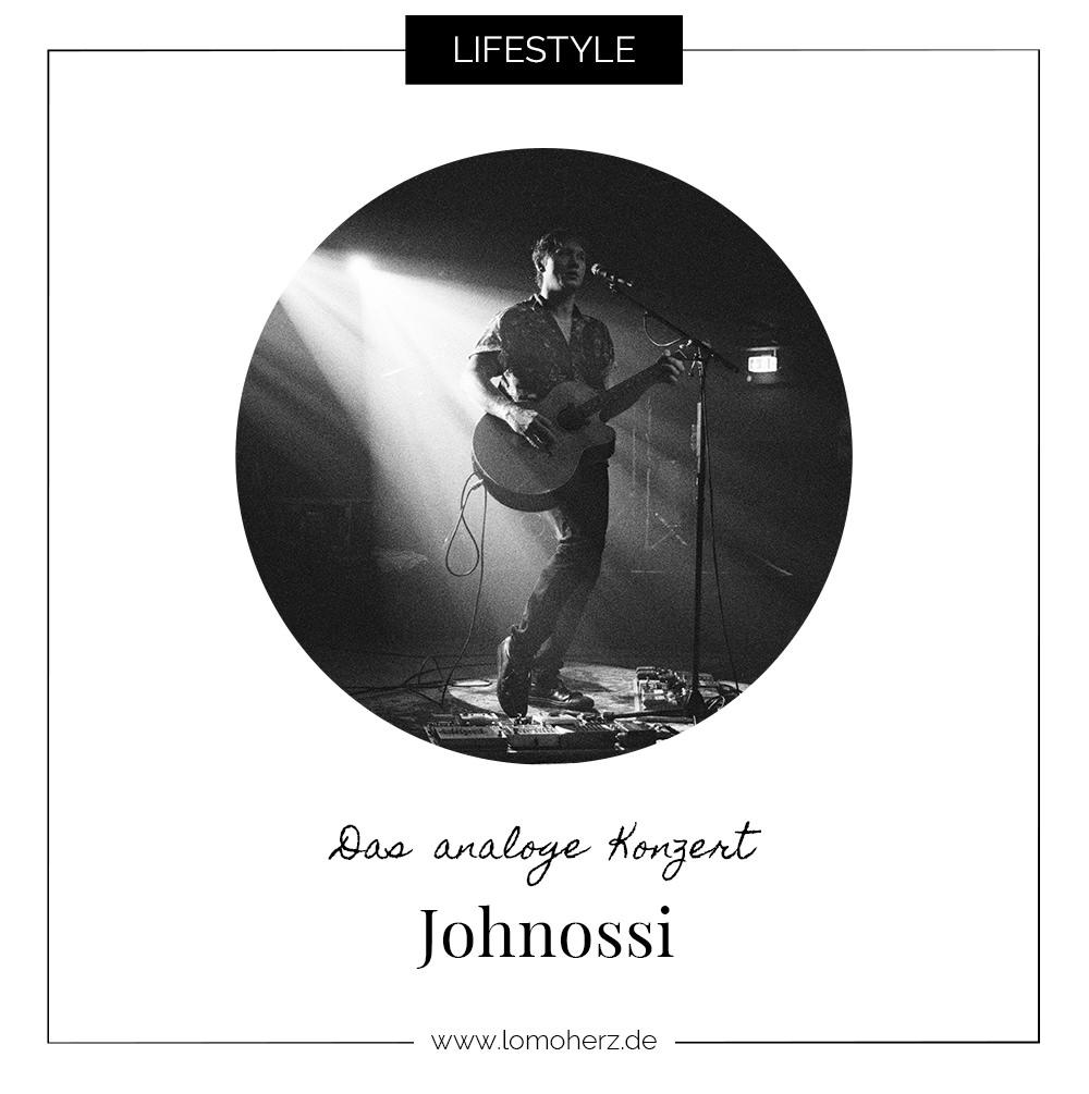 Das analoge Konzert: Johnossi (c) Lomoherz