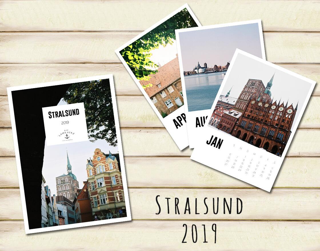 Kalender 2019 Stralsund