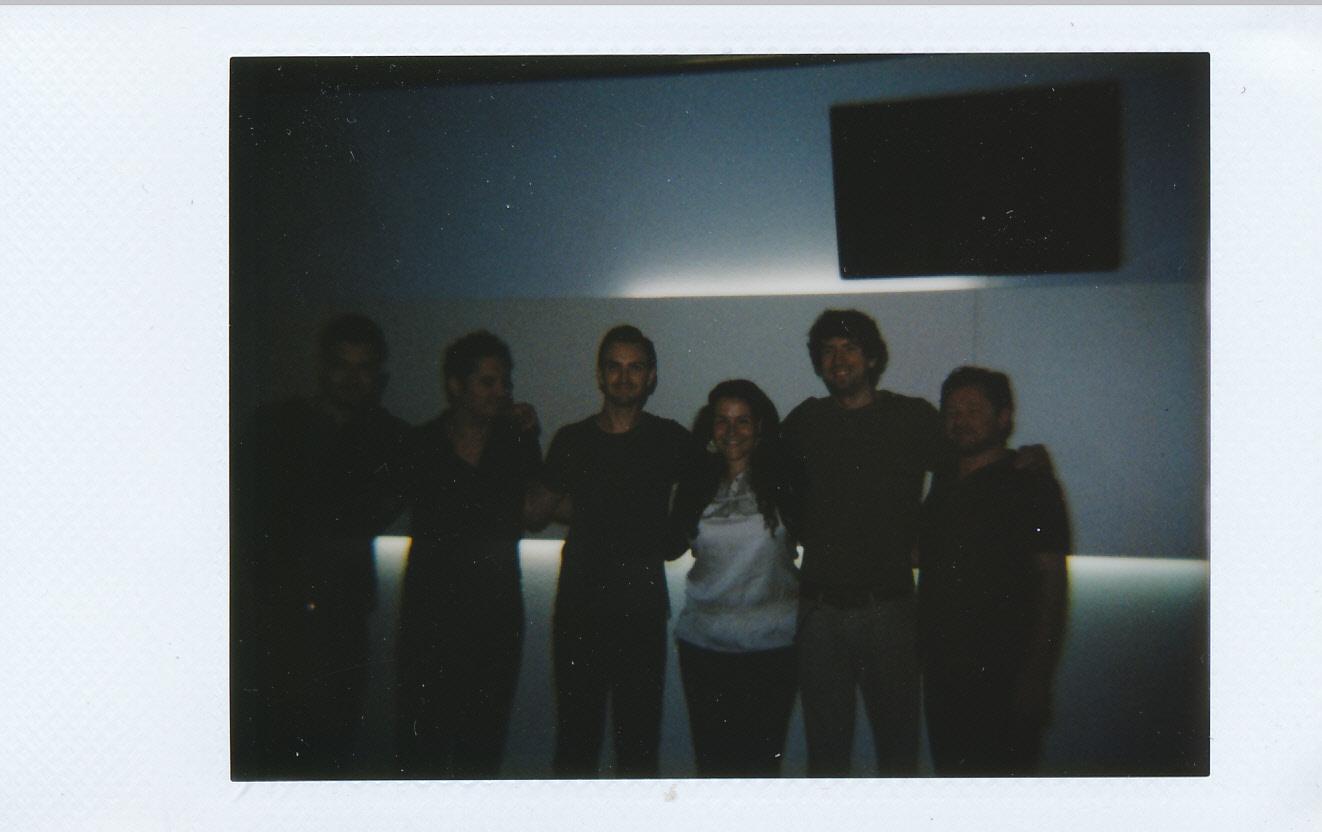 Snow Patrol Diana F+ Instax